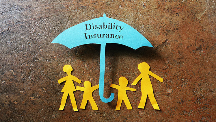 Insurance against disability