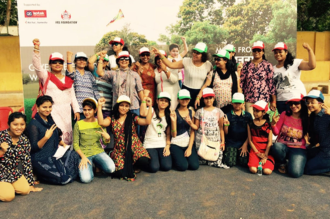 Screen to Green - The Tree Plantation Drive